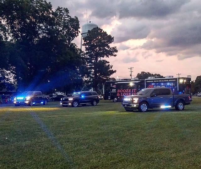 Vanceboro & Jones County Patrol Vehicles