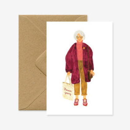 Forever Young Card