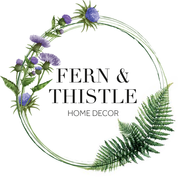Fern and Thistle