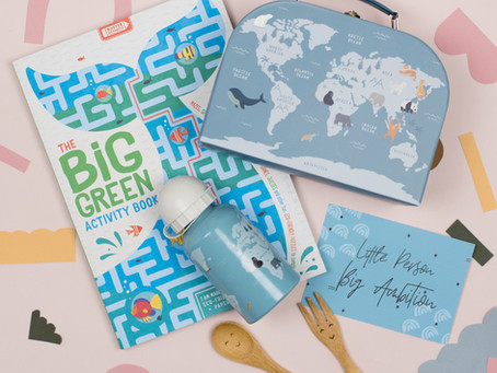 Eco-Friendly Birthday Gifts for your Children