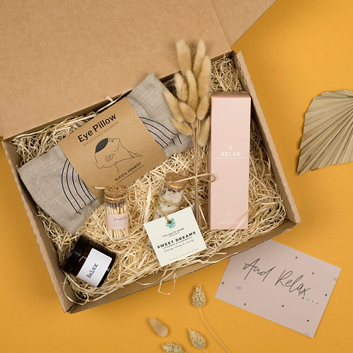 And Relax Gift Box