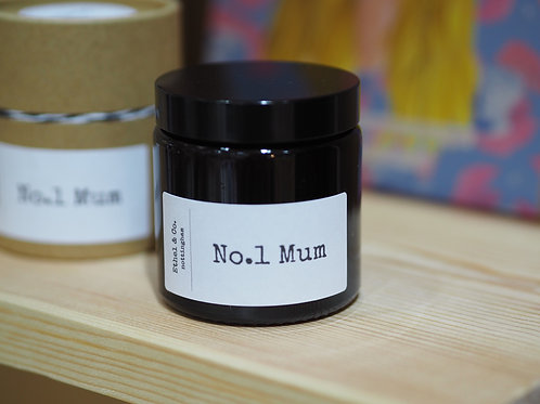 20ml Hand Poured No 1 Mum Candle