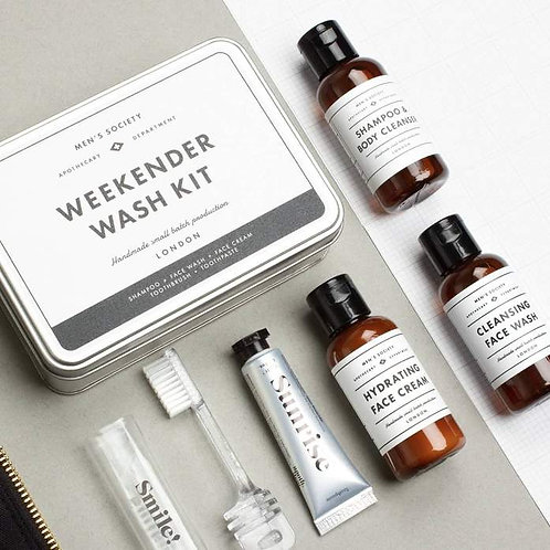 Weekender Wash Kit Set