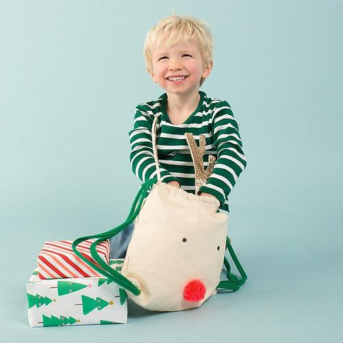 Children's Reindeer Backpack