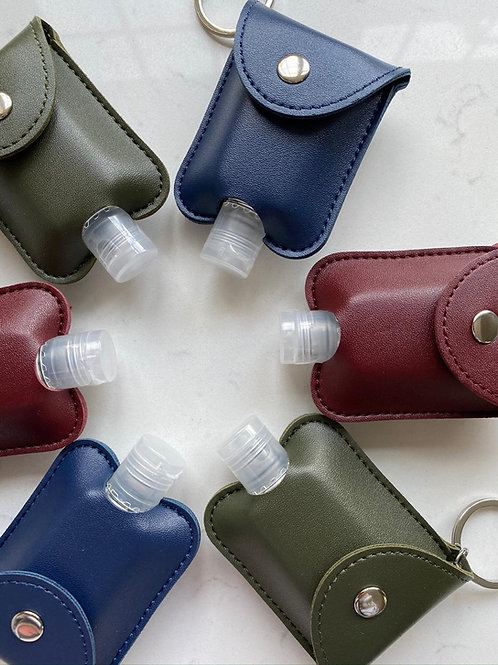 Leather Sanitizer Keying