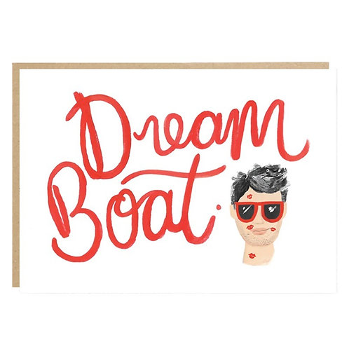 Dream Boat Card