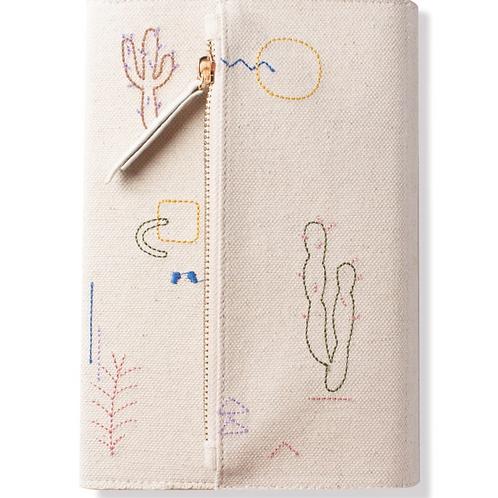Natural Desert Clutch Journal