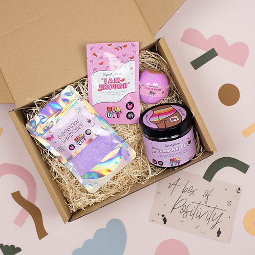 A Box of Positivity Gift Box