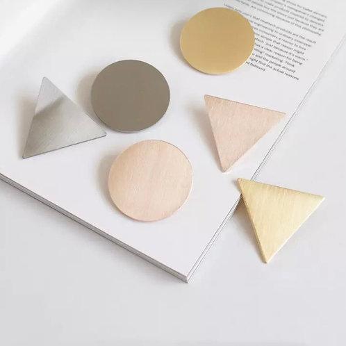 Geometric Hair Pin