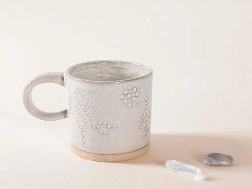 Handmade Marks Artisan Mug White