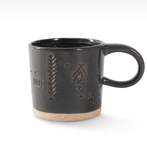 Handmade Marks Artisan Mug Charcoal