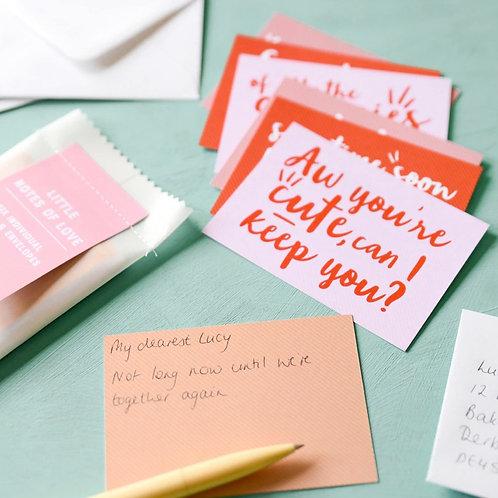 Random Notes of Love - Notelets