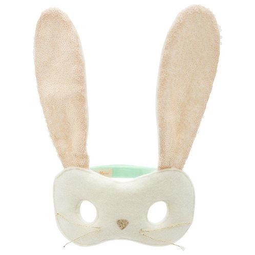 Bunny Fabric Easter Bunny Mask
