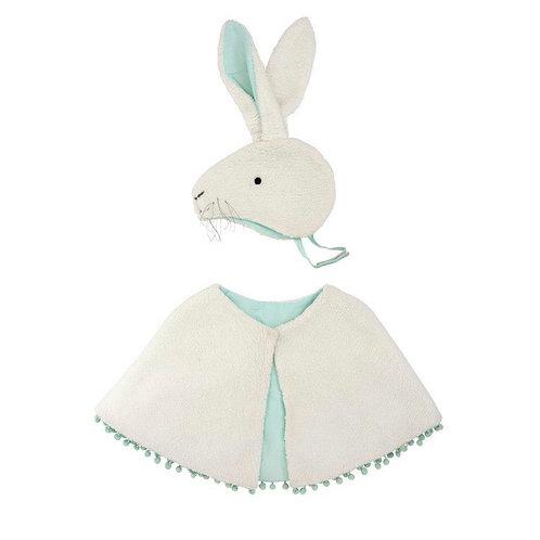 Sherpa Bunny Fleece Costume