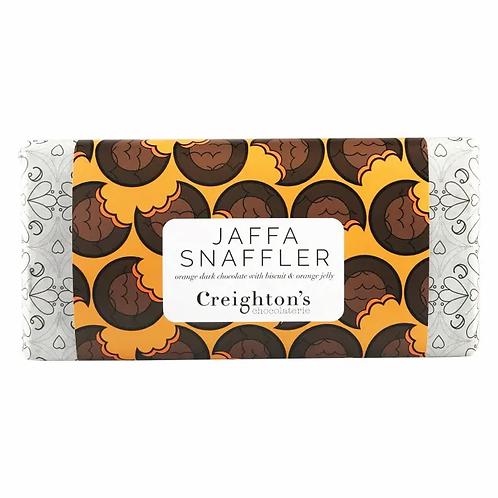 Jaffa Snaffler Chocolate Bar