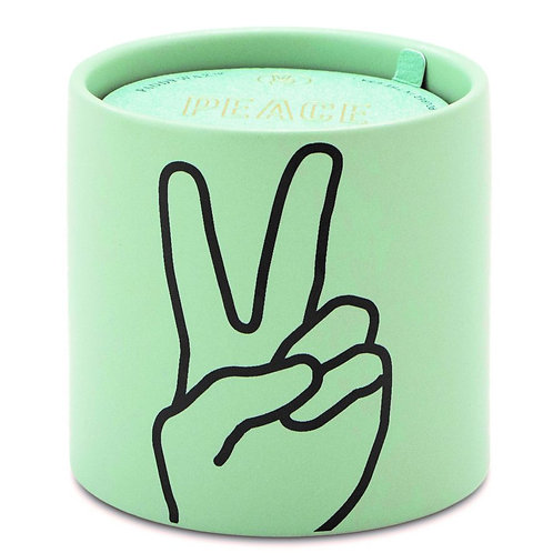 Peace Hand | Poured Candle 5.75oz
