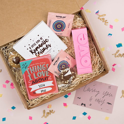Loving You Is Easy Gift Box