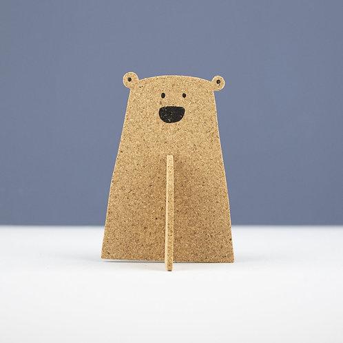 Pop A Cork | Clueless Bear