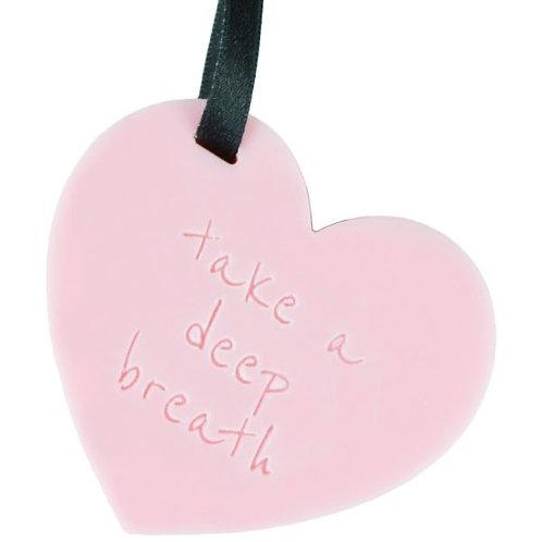 Take A Deep Breath Heart Scent