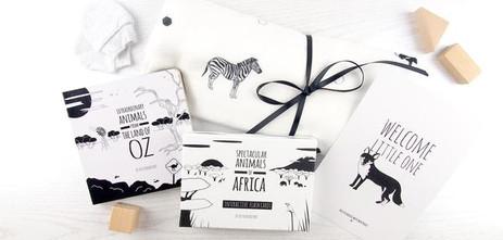 Black & White Book Project