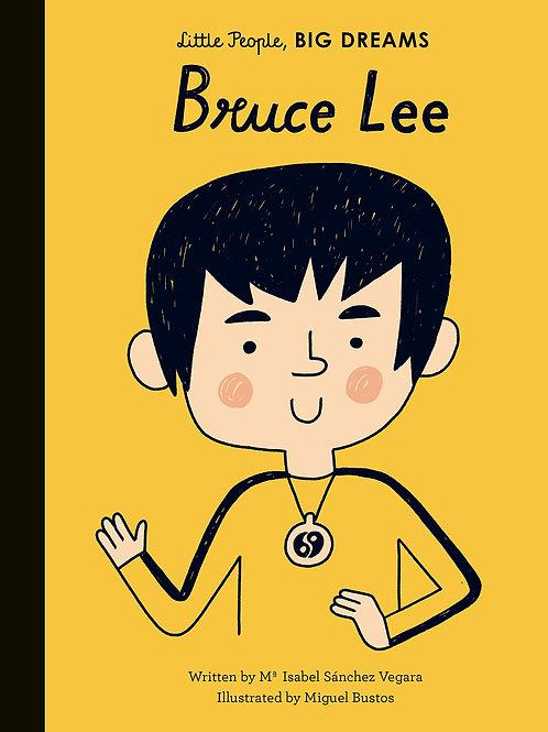 Little People, Big Dreams Book -  Bruce Lee