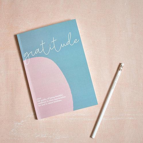 A5 Gratitude Journal