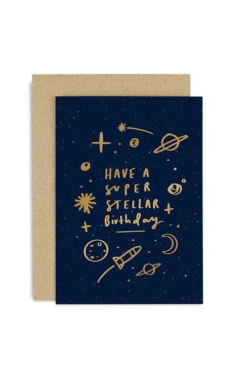 Have a Super Stellar Birthday