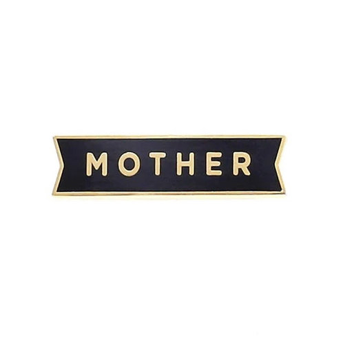 Mother Pin Badge