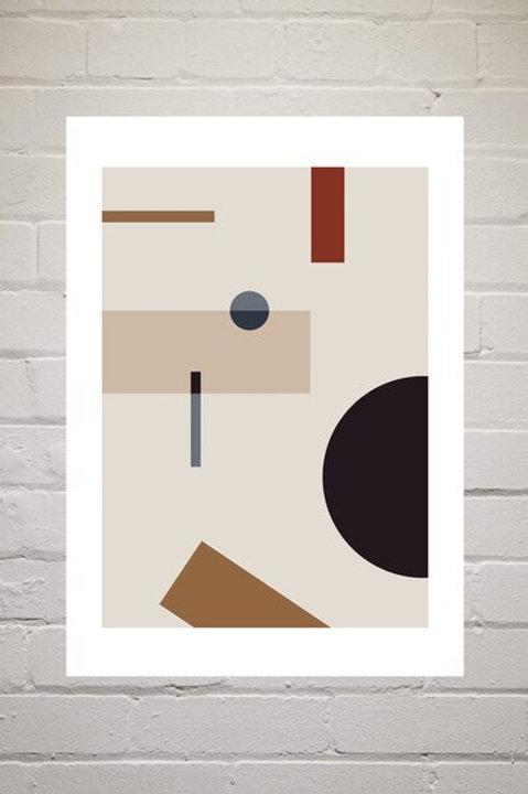 Balance | A3 Print