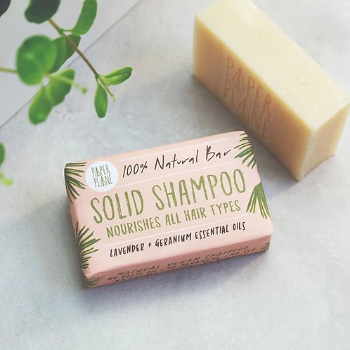 100% Natural Vegan | Solid Shampoo