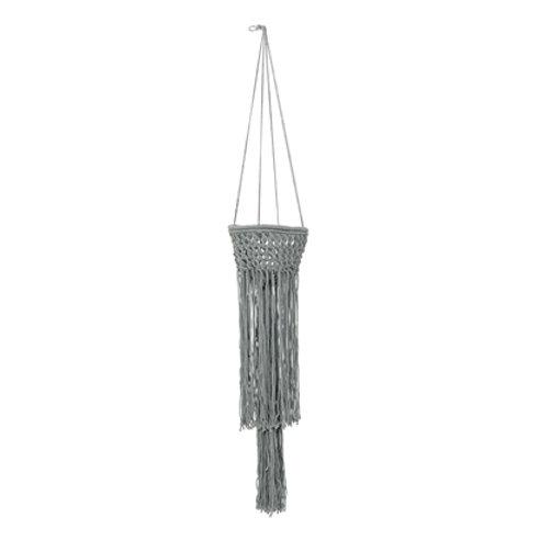 Grey Cotton Plant Hanger 120cm long