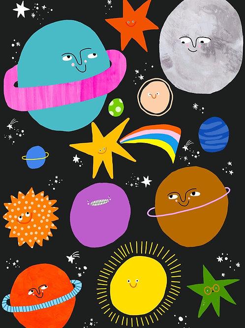 Space | A3 Print