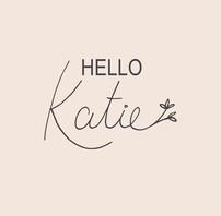 Hello Katie
