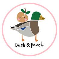 Duck & Peach