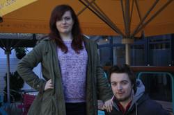 (pic 1)Amanda Cowhig and Joe McCarthy.JPG