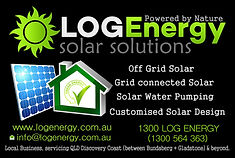Log Energy Logo for Family Fishing Festi