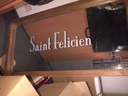 Espejo Saint Felicien