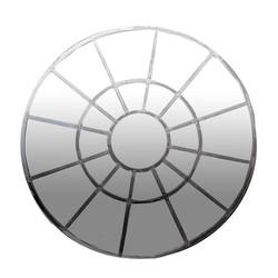 Espejo Circular Hierro