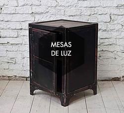 MESAS DE LUZ