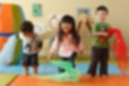 קרן קידס מדריכת תנועה וספורט לילדים בגיל הרך