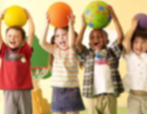 קרן קידס הדרכת תנועה לילדים בגיל הרך