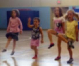 קרן קידס מפעילת תנועה לילדים