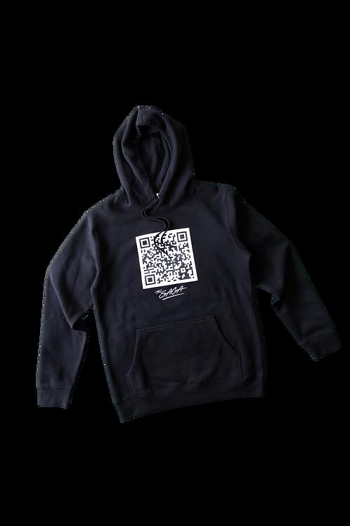 QR Code Hoodie (Unisex)