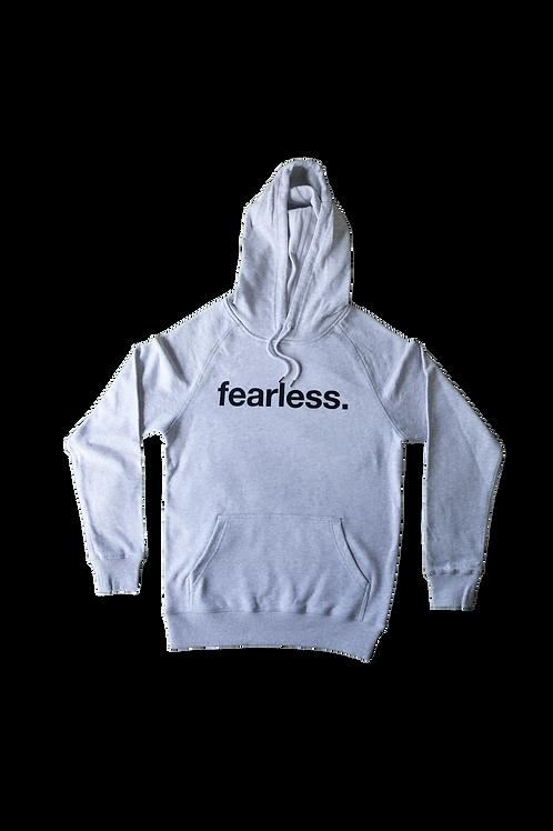 Fearless Hoodie Grey (Male)