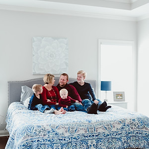 Atherton Family / Jake 1 yr