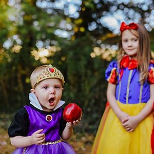 Snow White & The Evil Queen