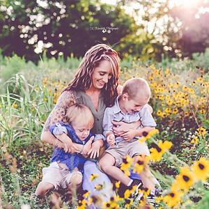 Christiansen Family Summer 2018