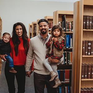Wade Family - Winter 2019