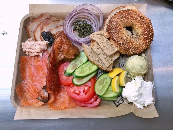 Beyond Bagels and Lox: An Introduction to Appetizing
