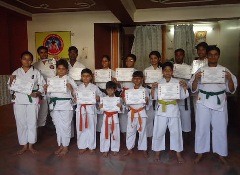 Karate | Junior Brown Belt